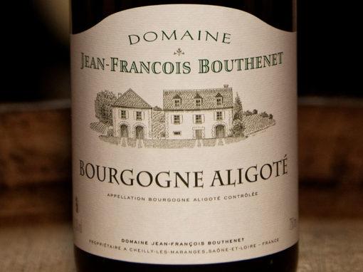 Bourgogne Aligoté «Vieille vigne»
