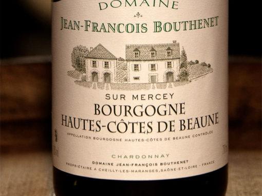 Bourgogne Hautes Côtes de Beaune Blanc «Sur Mercey»