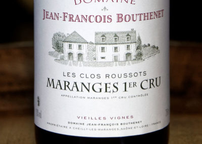 Maranges 1er Cru «Clos Roussôts»